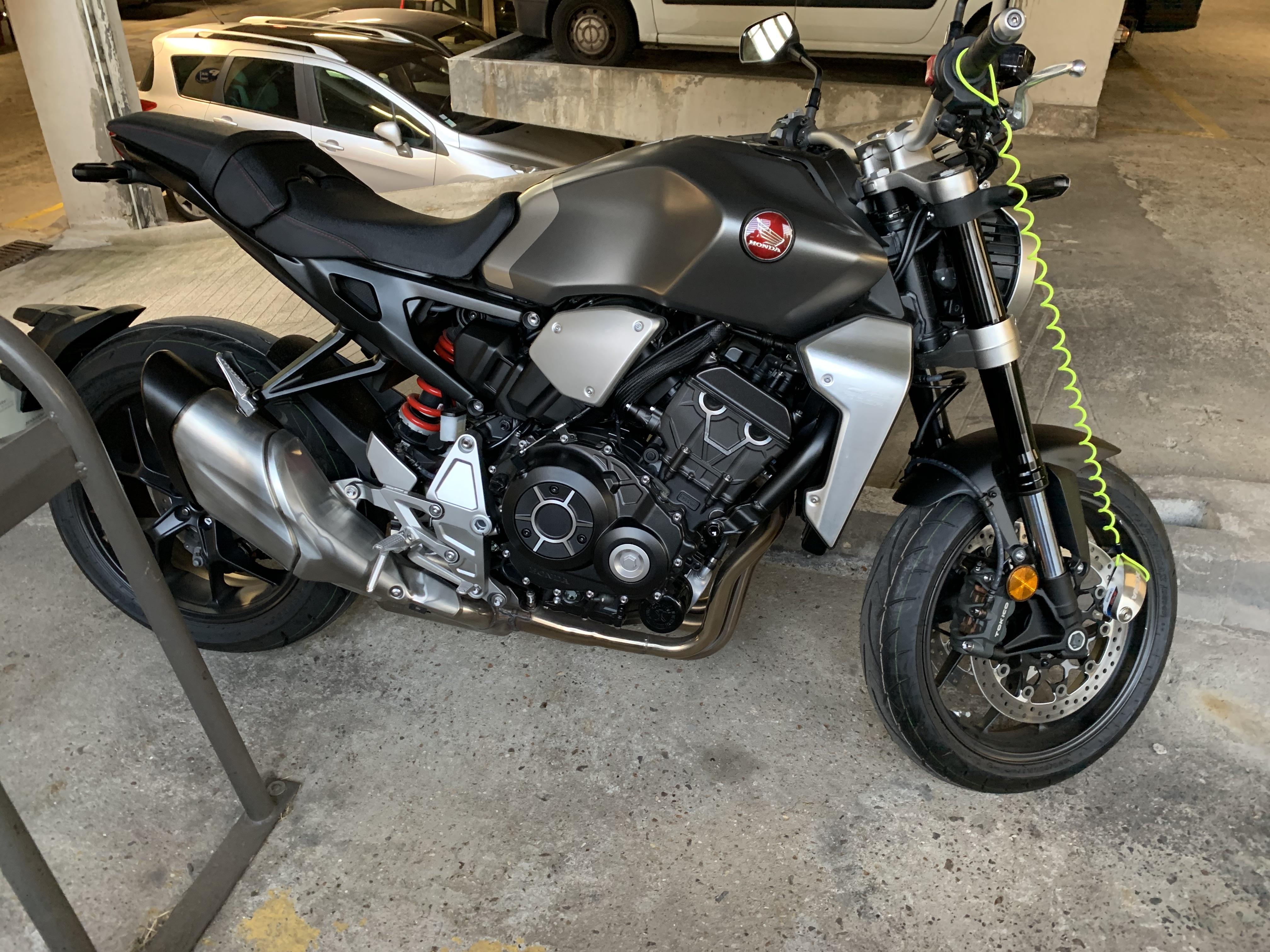 2016 Honda CB 1300S Super Bol Dor Special Edition